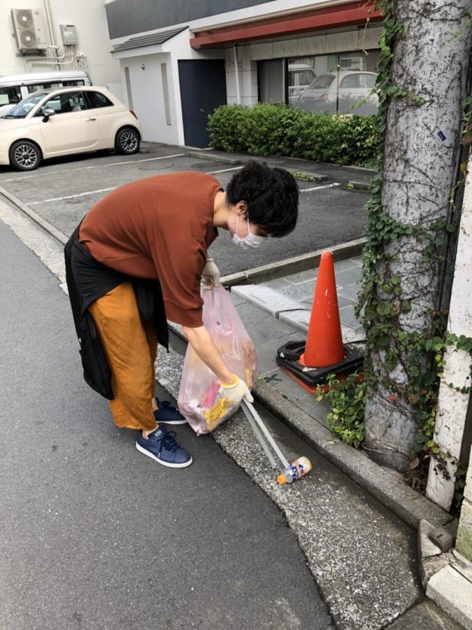 第2回清掃活動 活動報告